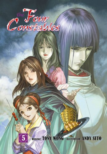 The Four Constables Volume 5