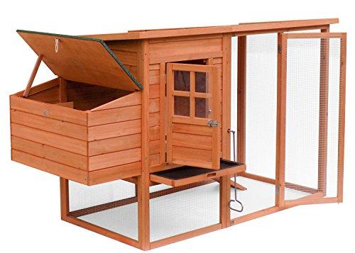 """Merax-Supplies-House-Chicken-Crate"""