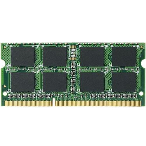 ELECOM EU RoHS指令準拠メモリモジュール 204pin DDR3-1066 PC3-8500 DDR3-SDRAM S.O.DIMM(2GB) EV1066-N2G/RO