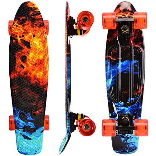 WonderTech -   Mini Skateboard