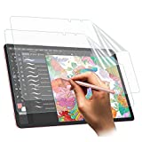 TiMOVO [2 PCS Protector de Pantalla Compatible con Galaxy Tab S7, Escribir y Dibujar con Anti-Reflección Protectora Compatible con Samsung Galaxy Tab S7 - Escarchado