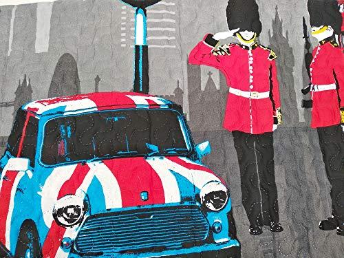 ForenTex Tagesdecken London Bett 90 Reversible T...