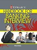 Book - handbook for banking interview Language: english Binding: paperback