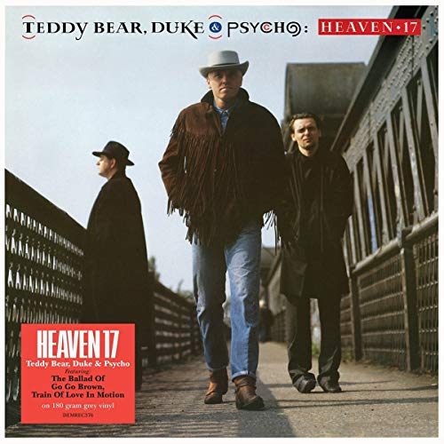 Teddy Bear,Duke and Psycho [Vinyl LP]