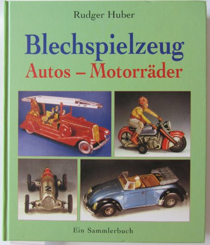 Blechspielzeug Autos, Motorräder