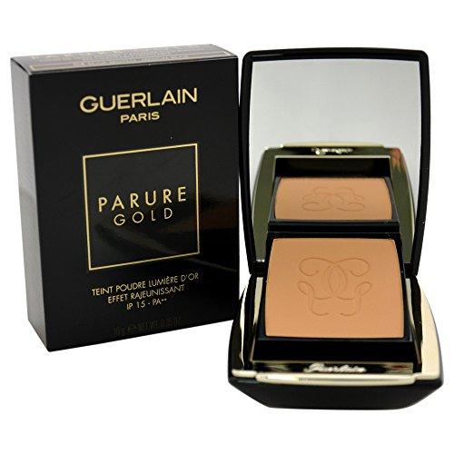 Guerlain Parure Gold Teint Poudre Lumière D'Or #04 Beige Moyen 10g