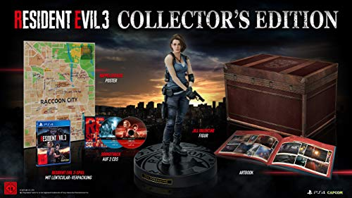 Resident Evil 3 - Collectors Edition - PlayStation 4 [Importación alemana]