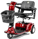Golden Technologies Companion GC240 Golden Technologies 3-Wheel Midsize Scooter Red