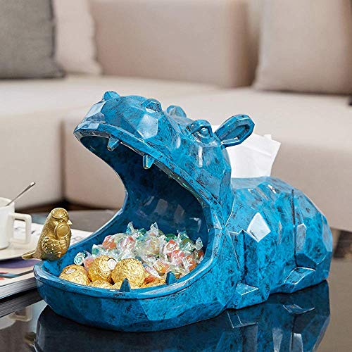 GUONING-L Gewebe Moderne minimalistische Wohnzimmer Couchtisch Tissue Box TV Praktische Lagerschrank Weinschrank Tabelle Ornaments Hauptdekorationen 34 * 20 * 21cm Zarte schön Tissue Box