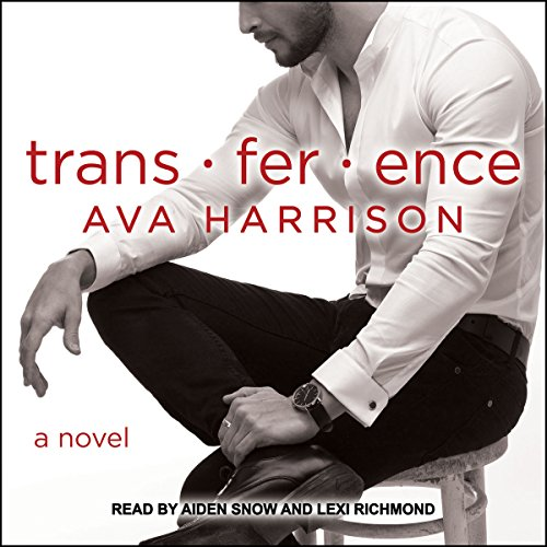 Trans-fer-ence audiobook cover art