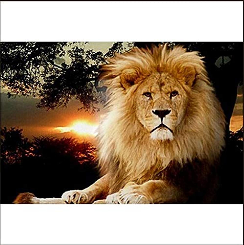 marca famosa HPCAGLL HPCAGLL HPCAGLL Diamante pintando 5D DIY león Sala de EEstrella Dormitorio decoración  perfecto