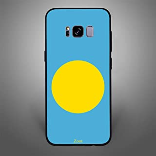 Samsung Galaxy S8 Palau Flag, Zoot Designer Phone Covers