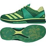 adidas Counterblast, Chaussures de Handball garçon, Vert (Verfue/Seamhe/Veruni 000), 37 1/3 EU