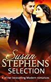 Susan Stephens Selection: The French Count's Mistress / The Spaniard's Revenge / Virgin for Sale / Bedded by the Desert King (English Edition)