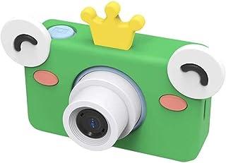 Iycorish The Fifth Generation of Children's Camera Digital Camera Camera Toy Cartoon Frog Camera Toy