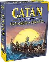 カタン拡張 - 探検家&海賊