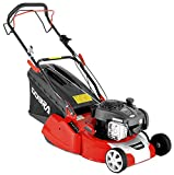Cobra RM40SPB 40cm (16in) Petrol Lawnmower with Rear Roller for a Striped Lawn, <span class='highlight'>Self</span> <span class='highlight'>Propelled</span> Drive and powered by Briggs & Stratton 450e <span class='highlight'>engine</span>