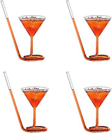 Amazon.es: 3-6 - Copas de martini / Cristalería: Hogar y cocina
