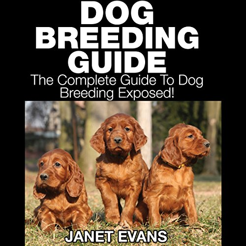 Dog Breeding Guide audiobook cover art