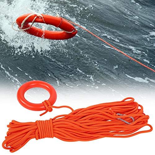 Cuerda de escape flexible, resistencia al agua 30M Equipo de escalada de resistencia a la abrasión Fuego propanprux fabricado