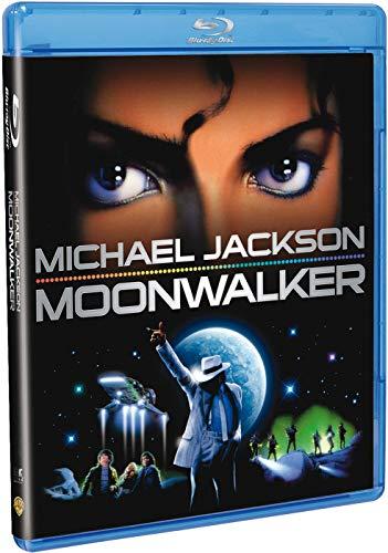Moonwalker Blu-Ray [Blu-ray]