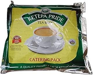 KETEPA PRIDE Kenyan TEA BAGS-100 Tea Bags