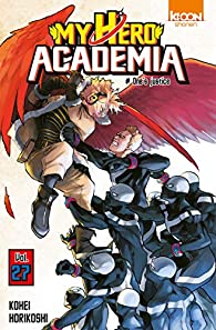 My Hero Academia, tome 27 par Kôhei Horikoshi