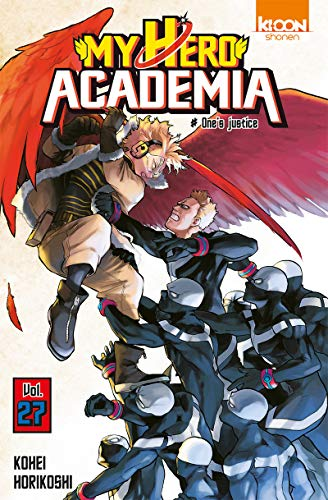 My Hero Academia Edition simple Tome 27