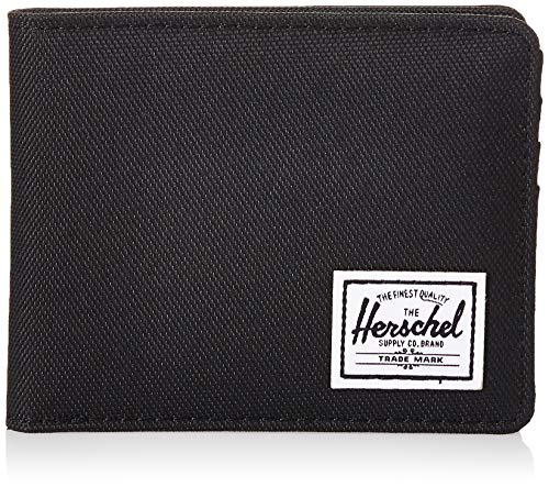 Herschel Roy Wallet 10363-00165; Unisex Wallet; 10363-00165; Black; One Size EU ( UK)