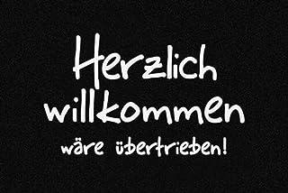for-collectors-only Fußmatte Herzlich willkommen wäre übe