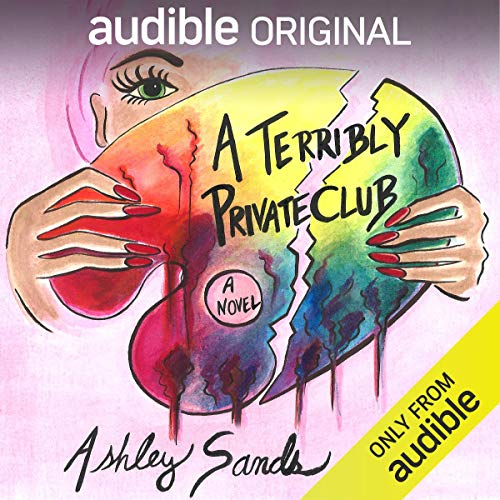 A Terribly Private Club audiobook cover art