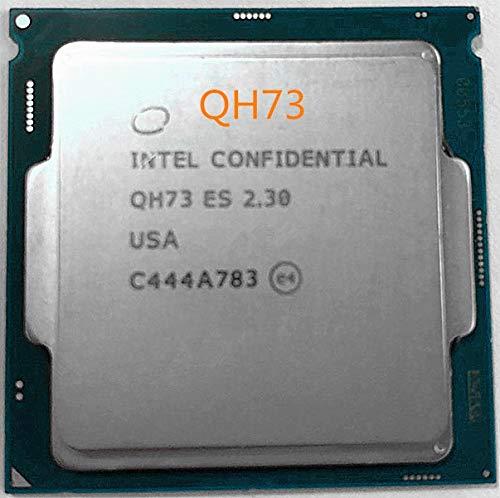 QH73 ES I7 procesador de CPU versión de ingeniería de 6700K I7-6700K 2,3 GHz Turbo Boost de 1151