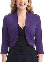 Womens Shrug Ladies Long Sleeve Bolero Top