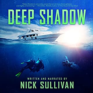 Deep Shadow  audiobook cover art