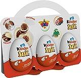 Kinder Huevo Joy - Paquete de 3 x 20 gr - Total: 60 gr