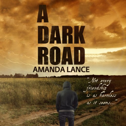 A Dark Road audiobook cover art