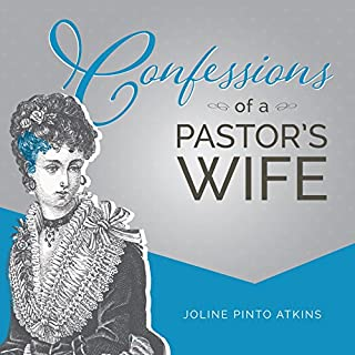 Confessions of a Pastor's Wife audiobook cover art