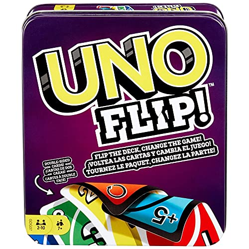 UNO flip card game is a fun gift for tweens