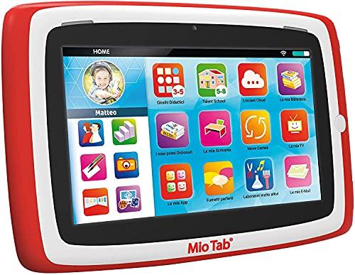 Lisciani Giochi Mio Tab 7   Smart Kid 2021, Multicolore, 89048