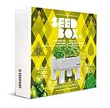SeedBox SBCOAI - Huerto Urbano de albahaca y Menta (Colección Aromáticas intensas)