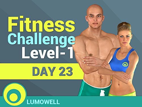 Fitness Challenge Level-1 - Day 23