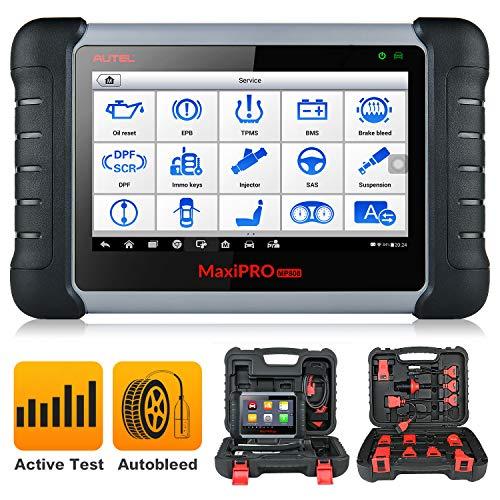 Autel MaxiPRO MP808k Strumento diagnostico OBD2,Bi-direzionale Controllo,Test Attivi,Programmazione Portachiavi,SAS,EPB,BMS,Dpf, Olio Reset, ABS,Versione aggiornata di DS808,MK808,MP808