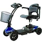 Mobiclinic, Virgo, Scooter eléctrico minusválido, personas con movilidad...