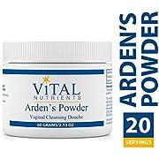 Vital Nutrients - Arden's Powder - Maintains Healthy Vaginal Flora - 60 Grams
