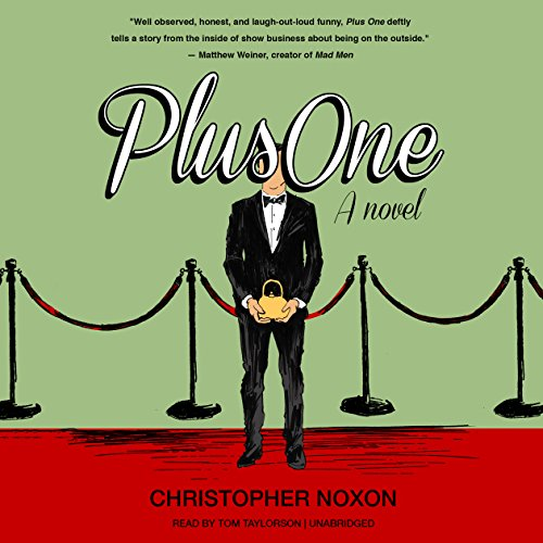 Plus One: A Novel audiobook cover art