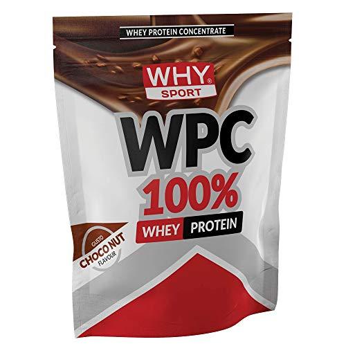 Wpc 100% Whey Protein 1000g Choco Nut