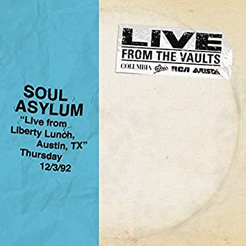 Live from Liberty Lunch, Austin, TX, December 3, 1992