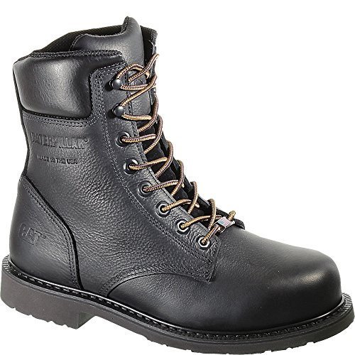 CAT Boots - Liberty ST - Black - Made in The USA...