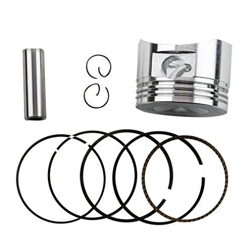 GOOFIT 52.4mm anillos de pistón de ánima Asamblea para