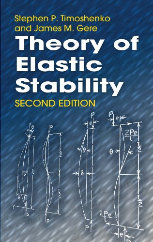 Download Theory of Elastic Stability (Dover Civil and Mechanical Engineering) (English Edition) B00CWR4M0S